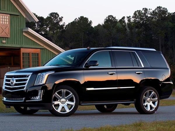 2015 Cadillac Escalade First Review: A Return to Top Form 7