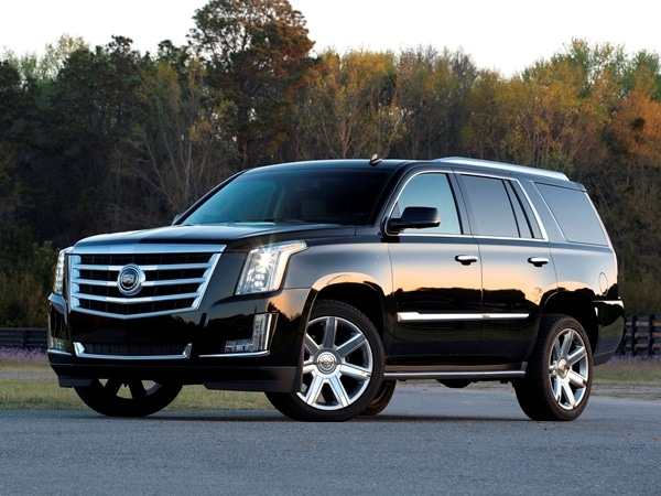 2015 Cadillac Escalade First Review: A Return to Top Form 1
