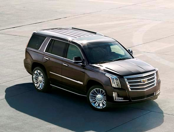 2015 cadillac escalade platinum collection bows kelley blue book. Black Bedroom Furniture Sets. Home Design Ideas