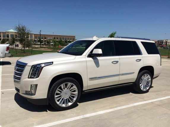 2015 Cadillac Escalade Platinum Quick Take: Your rolling masseuse has ...