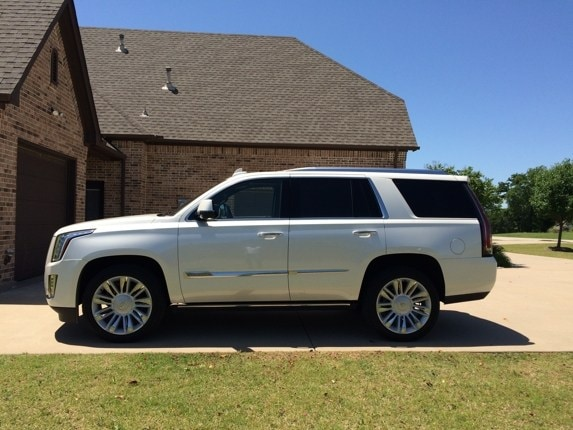 2015 Cadillac Escalade Platinum Quick Take Your Rolling Masseuse