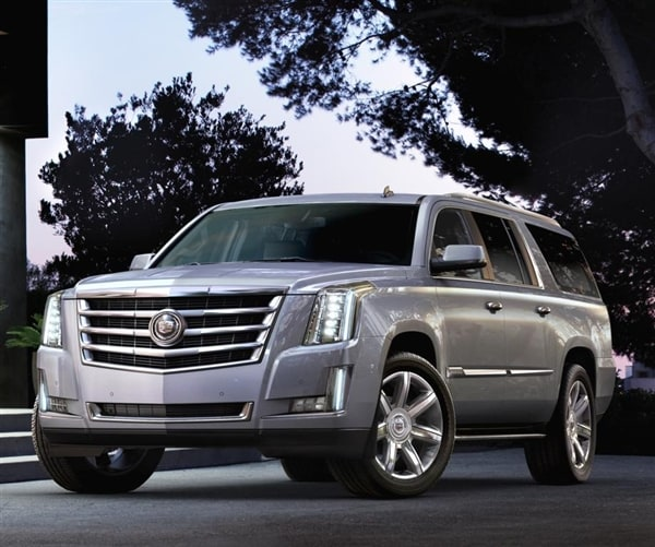 Cadillac Escalade Platinum Price: 2015 Cadillac Escalade Pricing Will Start At $72,690