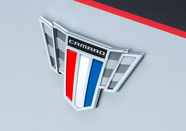2015 Chevrolet Camaro Commemorative Edition Unveiled