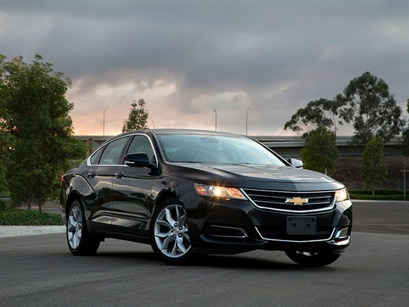 15 Best Family Cars 2017 Chevrolet Impala