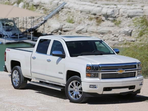 2015 Chevrolet Silverado 1500 High Country Quick Take