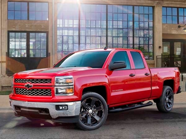 Chevy 2015 Cars 2015 Chevrolet Silverado Rally Editions add style and ...