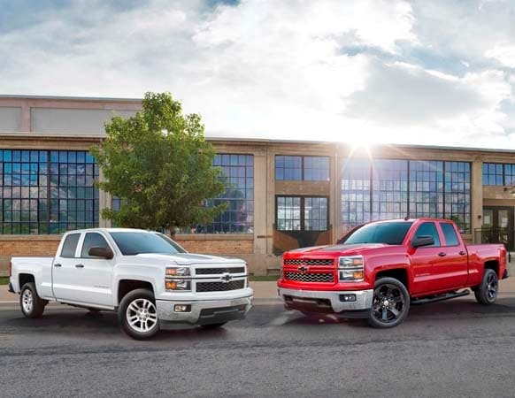 2015 Chevrolet Silverado Rally Editions Add Style And