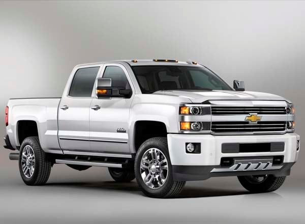 2015 chevrolet silverado 2500hd 3500hd high country revealed kelley blue book. Black Bedroom Furniture Sets. Home Design Ideas