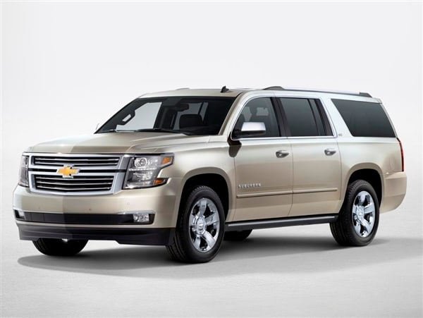2015 chevrolet suburban front static 600. Cars Review. Best American Auto & Cars Review