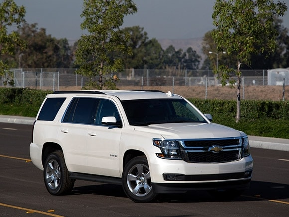 15 best family cars 2015 chevrolet tahoe kelley blue book. Black Bedroom Furniture Sets. Home Design Ideas