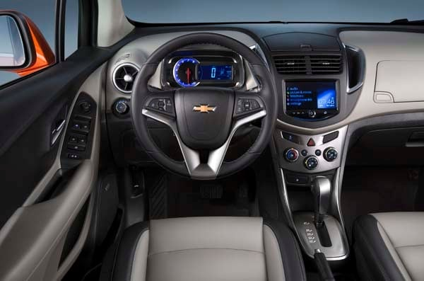 Monticello Motor Club >> 2015 Chevrolet Trax First Review: Utility for the Masses ...
