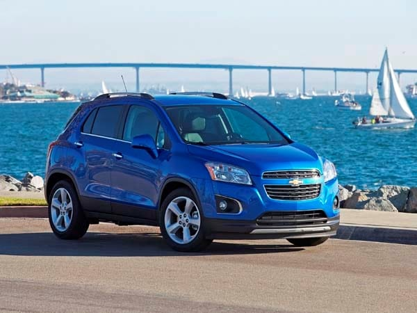 2015 Chevrolet Trax LTZ Quick Take - Kelley Blue Book