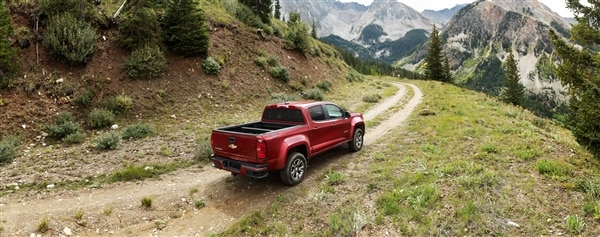 Chevrolet reinvents Colorado midsize pickup truck for 2015 27