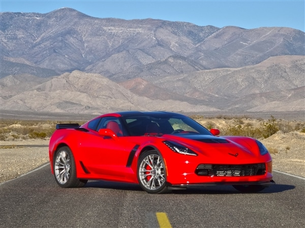 2017 Chevrolet Corvette Z06 First Review Best Of The