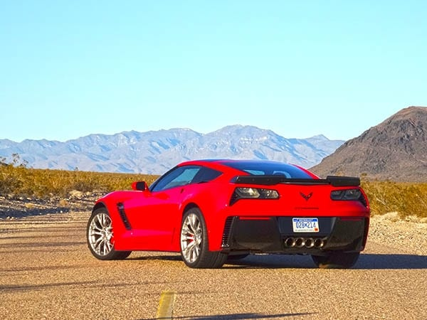 2015 Chevrolet Corvette Z06 First Review: Best of the Best ...