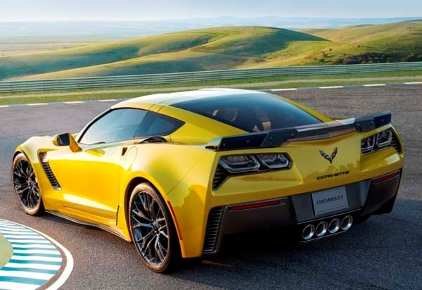 2015 Chevrolet Corvette Z06 Starts At 78 995 Kelley