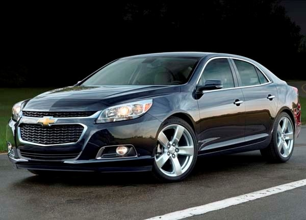 2014/2015 Chevrolet Malibu buyers embrace start/stop ...