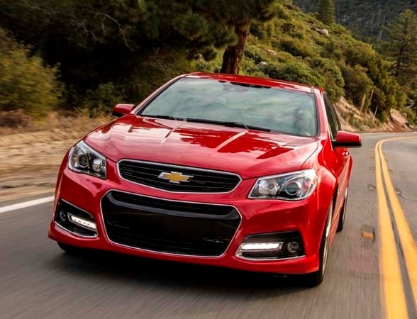 2015 Chevrolet SS adds manual option - Kelley Blue Book