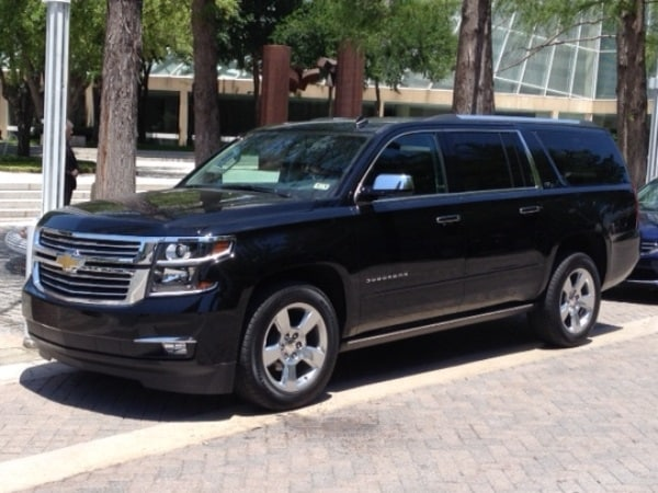2015 Chevrolet Suburban Ltz Quick Take Kelley Blue Book