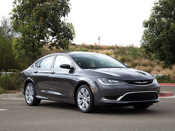 Cars similar to chrysler 200