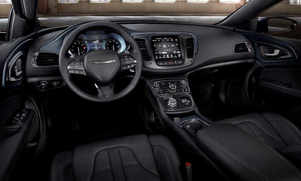 2015 Chrysler 200 First Review: An Entrant (Finally) Fit for a Tough Segment 11