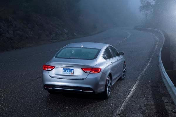 2015 Chrysler 200 First Review: An Entrant (Finally) Fit for a Tough Segment 26