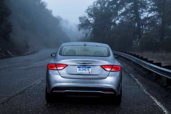 2015 Chrysler 200 First Review: An Entrant (Finally) Fit for a Tough Segment 25