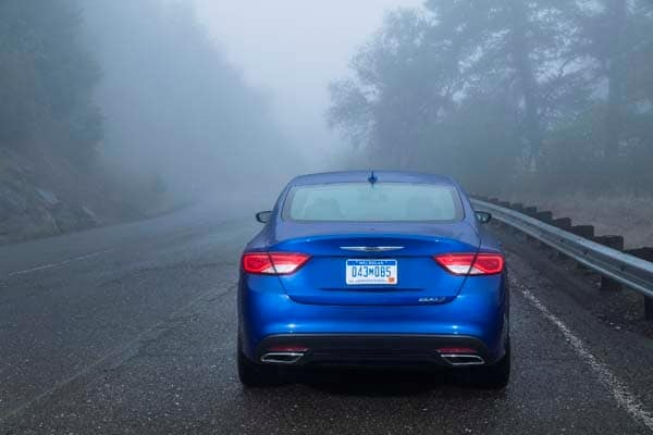 2015 Chrysler 200 First Review: An Entrant (Finally) Fit for a Tough Segment 10