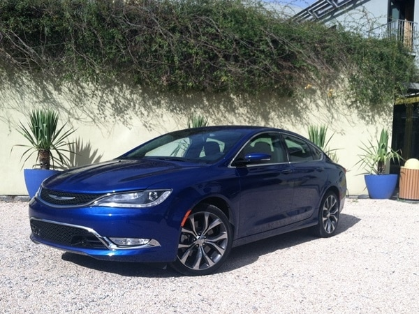 2015 Chrysler 200 First Review: An Entrant (Finally) Fit for a Tough Segment
