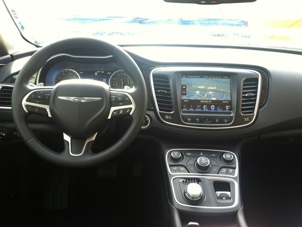2015 Chrysler 200 First Review: An Entrant (Finally) Fit for a Tough Segment 5