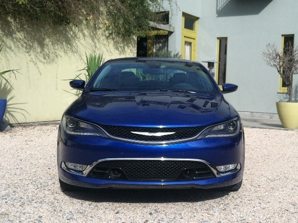 2015 Chrysler 200 First Review: An Entrant (Finally) Fit for a Tough Segment 2