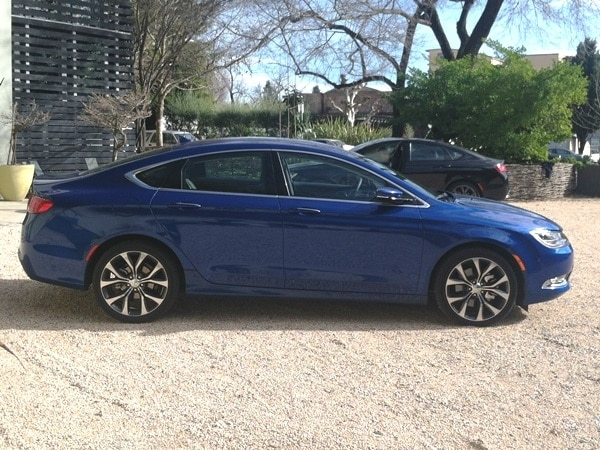 2015 Chrysler 200 First Review: An Entrant (Finally) Fit for a Tough Segment 3
