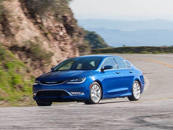 2015 Chrysler 200 Long-Term Update: Design