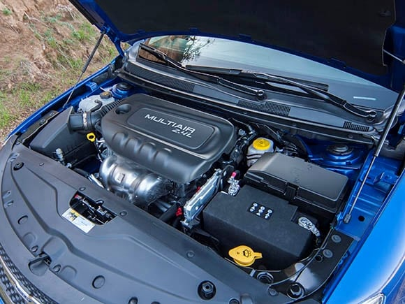2015 Chrysler 200 Long-Term Update: Drivability