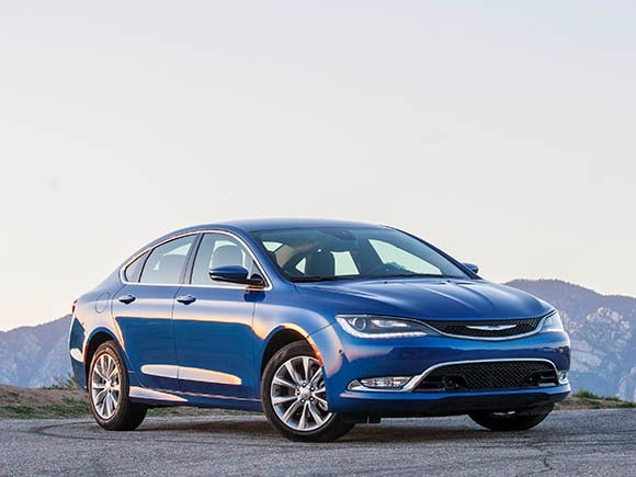 2017 Chrysler 200 Long Term Update Drivability