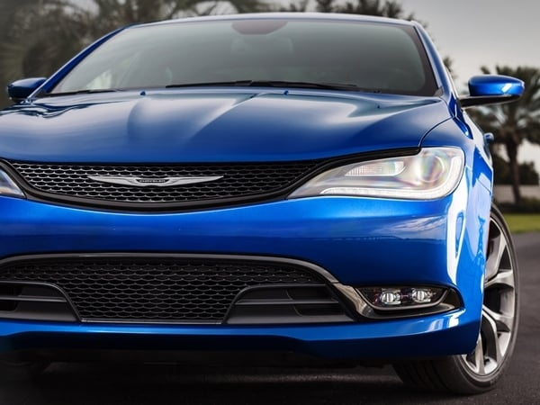 2015 Chrysler 200 revealed in Detroit 18