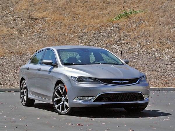 2015 Chrysler 200C Quick Take