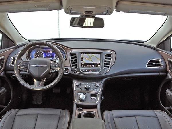 2015 Chrysler 200c Quick Take Kelley Blue Book