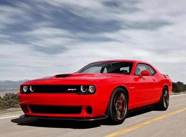 2015 Dodge Challenger SRT Hellcat: Fastest muscle car ever | Kelley ...