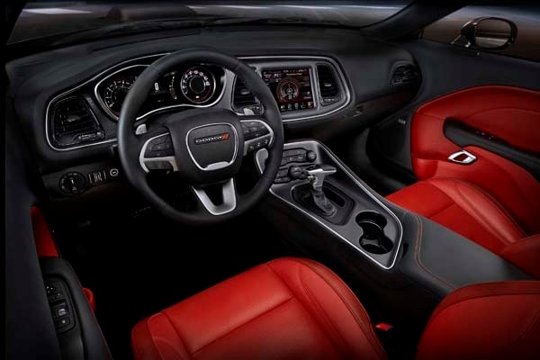 2015 Dodge Challenger First Review 66