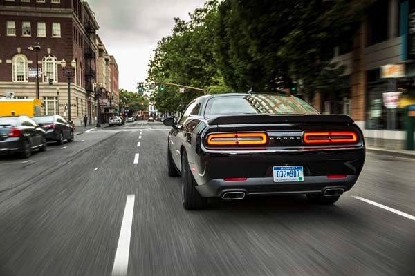 2015 Dodge Challenger First Review 47