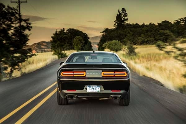 2015 Dodge Challenger First Review 45