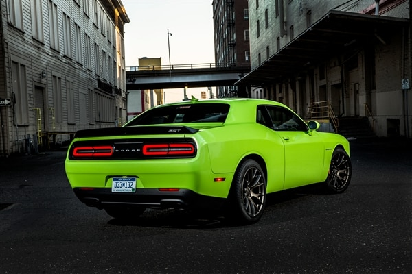 2015 Dodge Challenger First Review 2