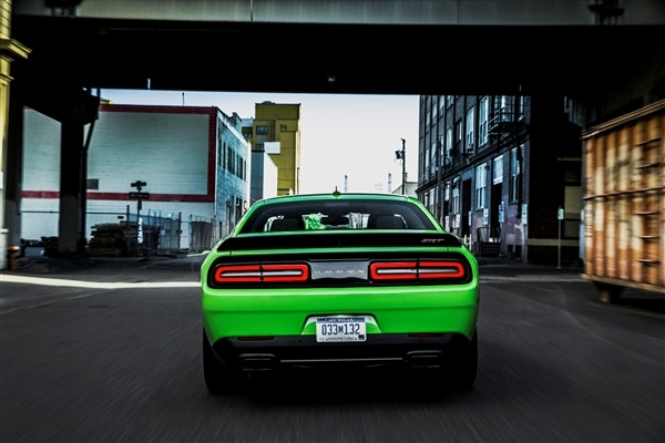 2015 Dodge Challenger First Review 6