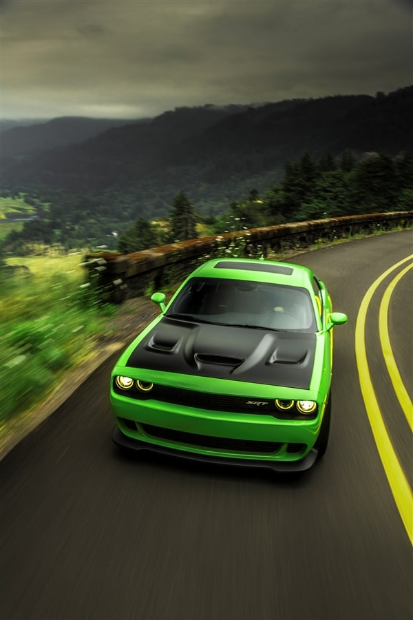 2015 Dodge Challenger First Review 13