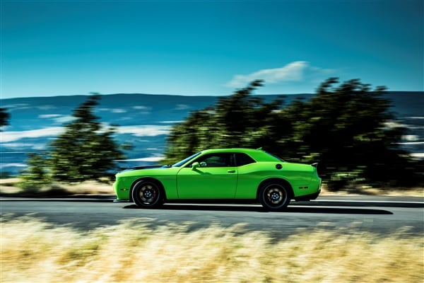2015 Dodge Challenger First Review 17