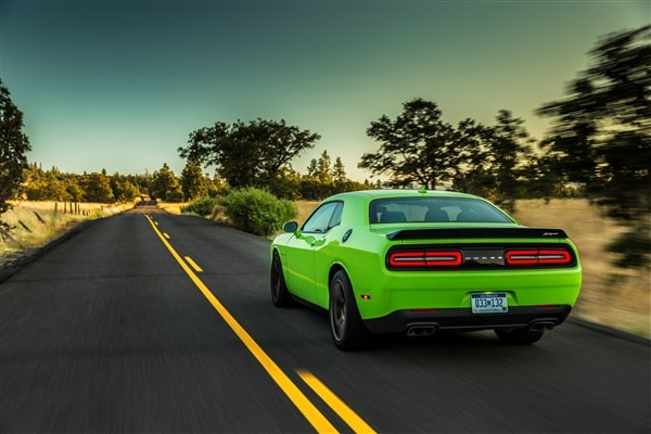 2015 Dodge Challenger First Review 14