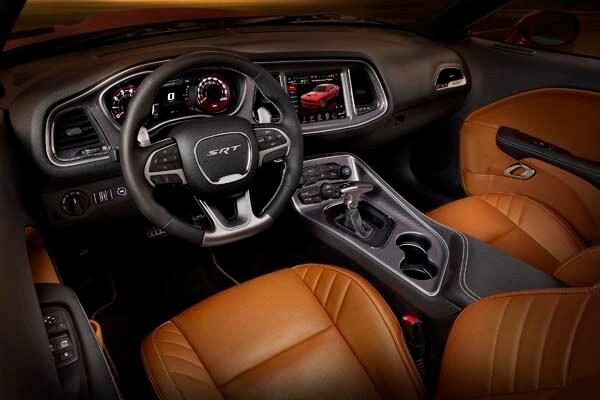 2015 Dodge Challenger SRT bows with a 6.2-liter V8 Hellcat engine, boasts 600+ horsepower 15