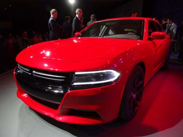 2015 Dodge Charger Retro Muscle In A Sleeker Package