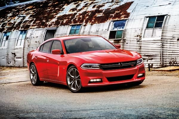 2015 Dodge Charger First Review: From V6 heaven to V8 cat ...